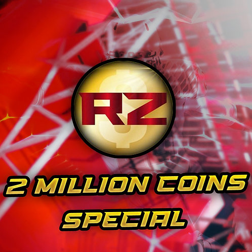 2 Million Coins+ Special Offer - Madden 21 Ultimate Team Coins