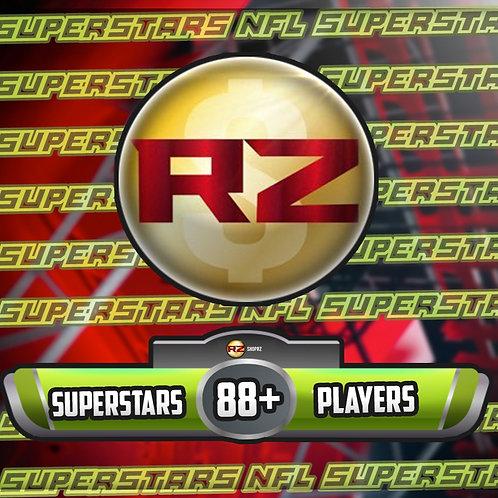 86 - 89 OVR NFL Superstar Players - Madden 22 Ultimate Team