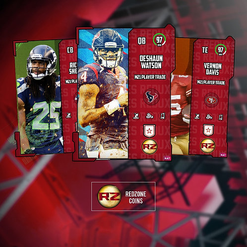 96 - 97 OVR Series Redux Players - Madden 21 Ultimate Team