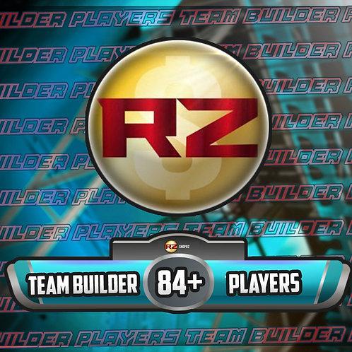 84 OVR Team Builder Players - Madden 22 Ultimate Team