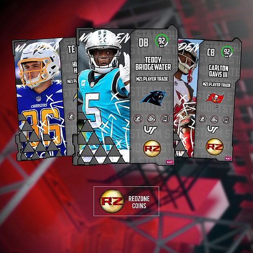 92 OVR Team Standouts  Players - Madden 21 Ultimate Team