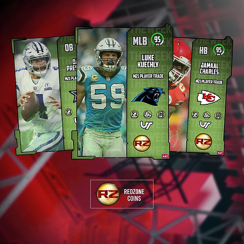 90 - 96 OVR Team Of The Week Players - Madden 21 Ultimate Team
