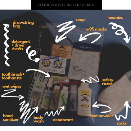 Mutual Aid Kits