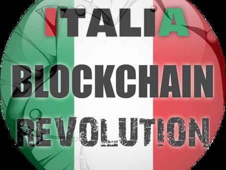"INNBC enters politics as team founders launch ""Italia Blockchain Revolution"" political party"