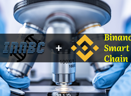 INNBC expands to Binance Smart Chain to build the next generation Innovative Bioresearch defi DAPPs