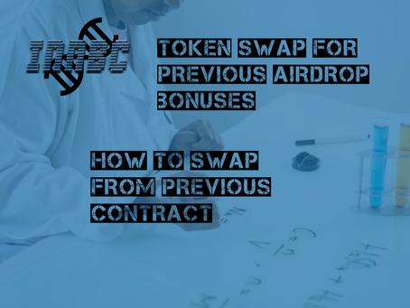 INNBC Swap for Airdrop Bonuses