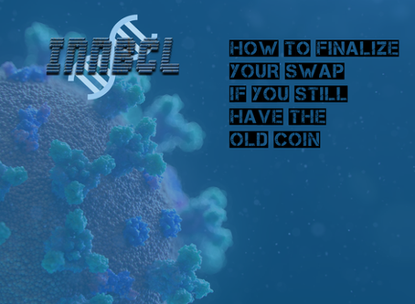 How to Swap #INNBCL if you Still Have the Old Coin