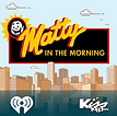 GENNY IS ON KISS 108 MATTY IN THE MORNING SHOW -  BOSTON