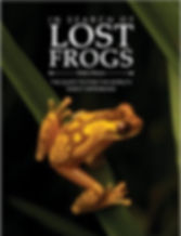 In Search of Lost Frogs, Robin Moore