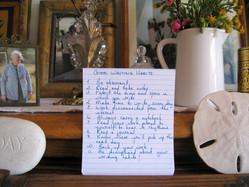 11 Good (Nature) Writing Habits