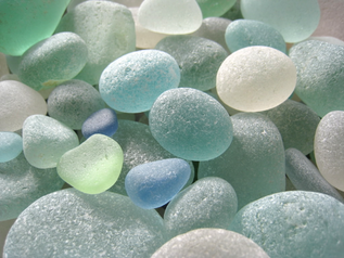 The Story of Sea Glass