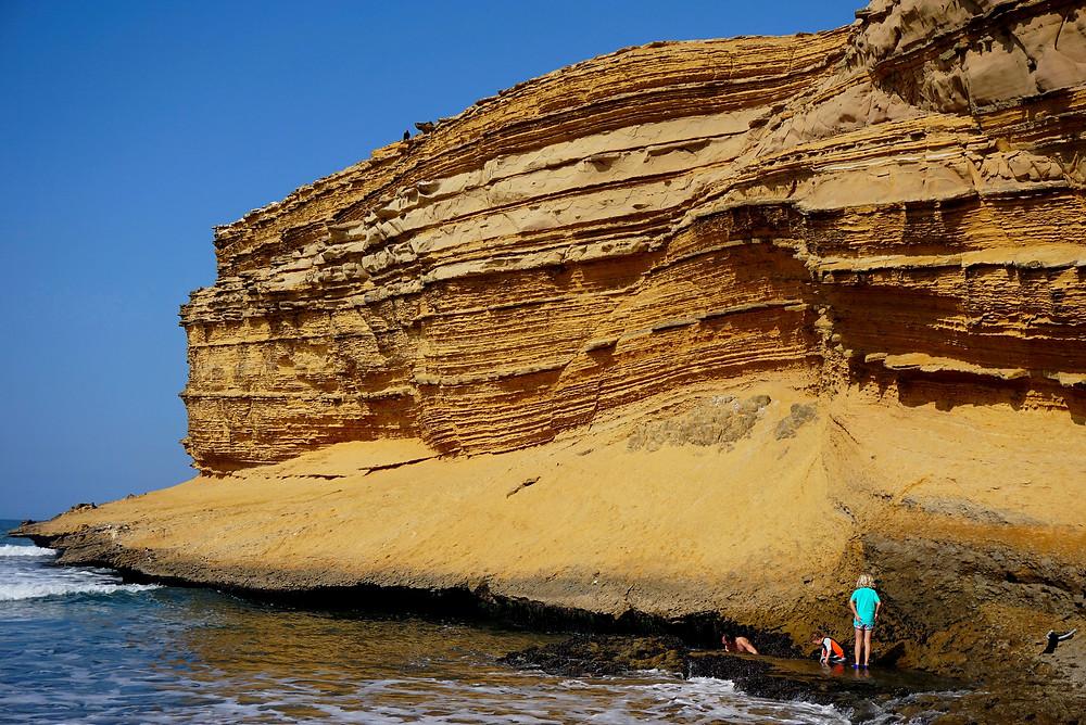 Paracas National Reserve, Peru. Photo: Jessica Groenendijk