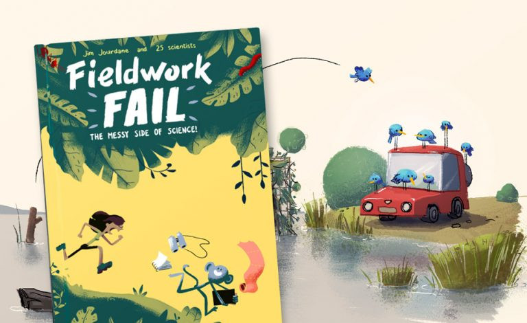 Fieldwork Fail, by Jim Jourdane