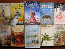 50 Top Novels for Nature and Animal-Loving Kids Aged 9 to 99!