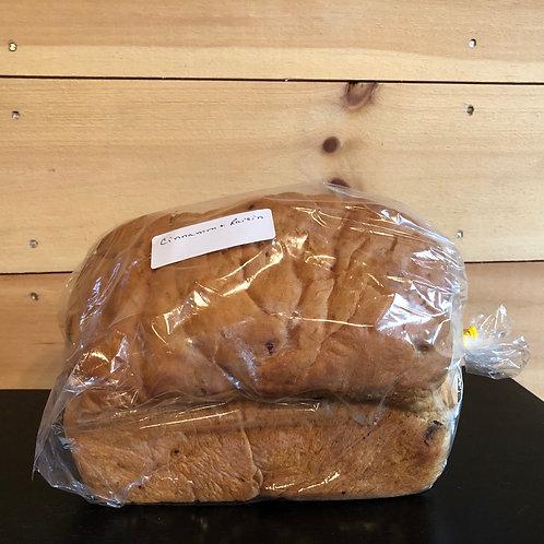Bread - Cinnamon & Raisin