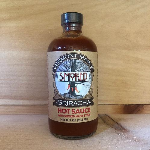 Hot Sauce, Smoked Maple Sriracha