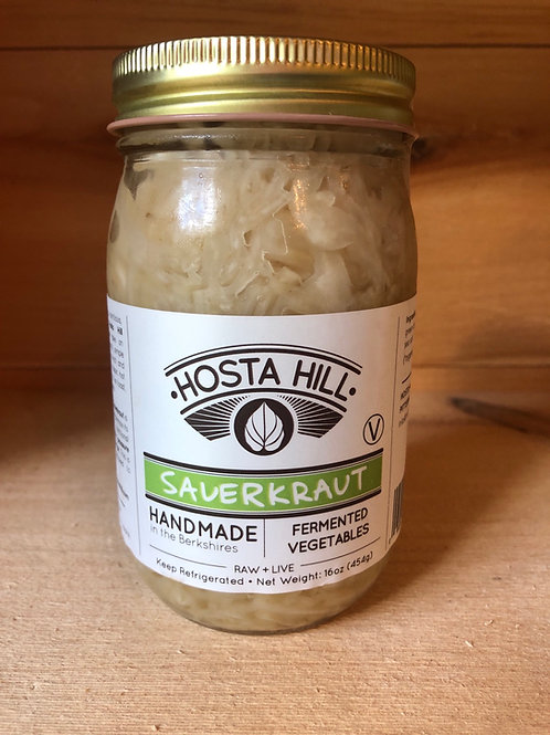 Sauerkraut, Hosta Hill