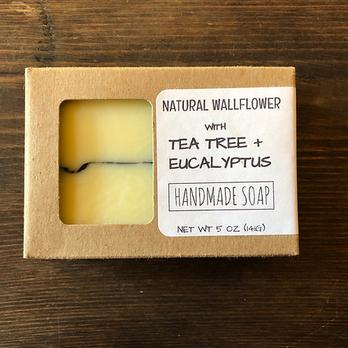 Soap, Tea Tree & Eucalyptus