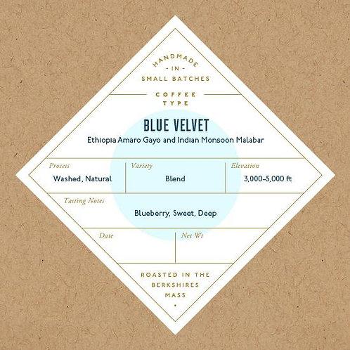 Coffee, Blue Velvet - No.6 Depot