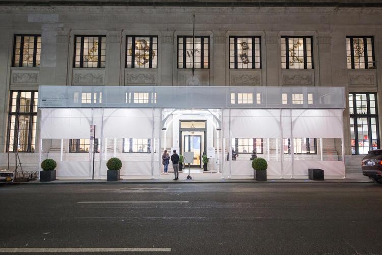Apple Stores New York City Urban Umbrell