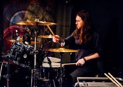 Chris Allan Drummer
