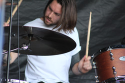 Chris Allan - session drummer