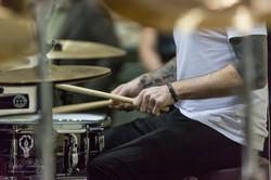 Chris Allan - UK session drummer