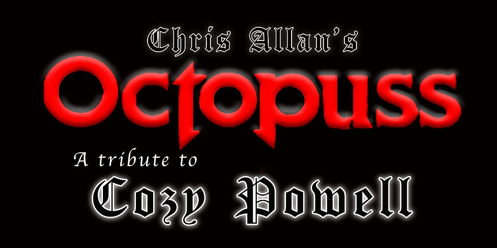 Chris Allan's Octopuss - Cozy Powell tribute @ The Phoenix Festival
