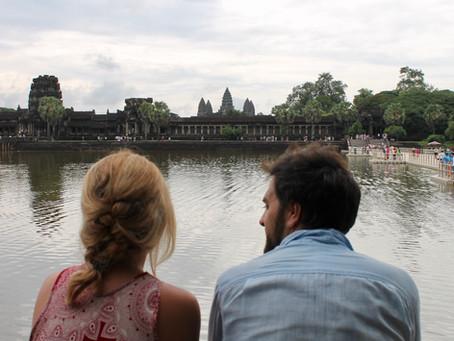 Netbreak Cap. 5 - Camboya y la eterna sonrisa