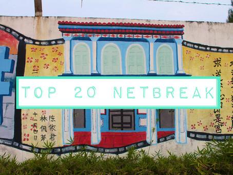 Top 20 Netbreak - Nuestros favoritos del viaje de 5 meses por Asia