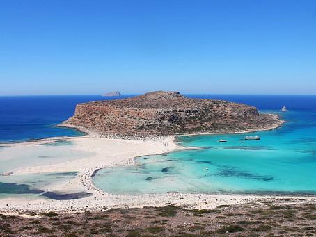 Creta - Las 3 playas que te dejarán sin habla