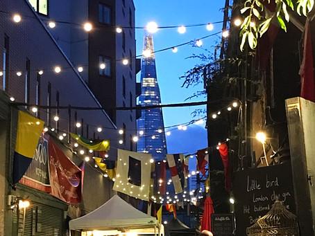 Mercados en Londres solo aptos para real #Londoners