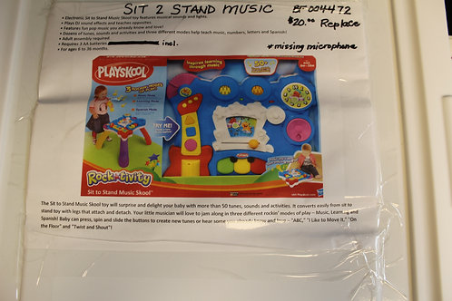 Sit to Stand Music