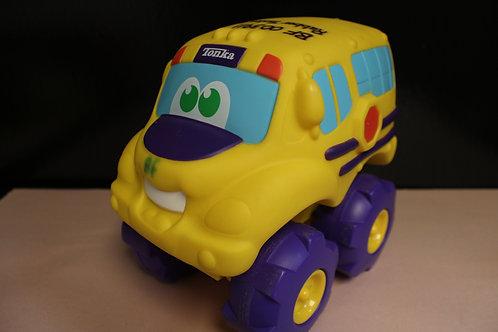 Tonka Rubber Bus