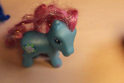 Pony Little Pink Hair