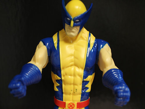 Action Figure-Wolverine