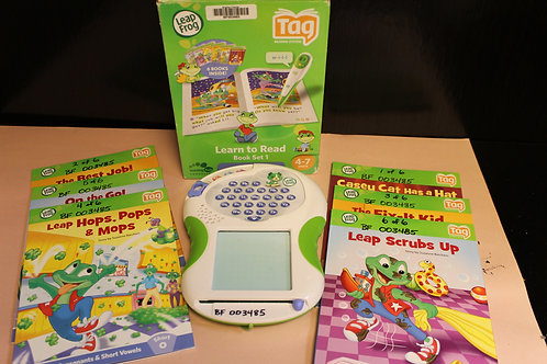 Leap Frog Tag Reading System Book Set 1