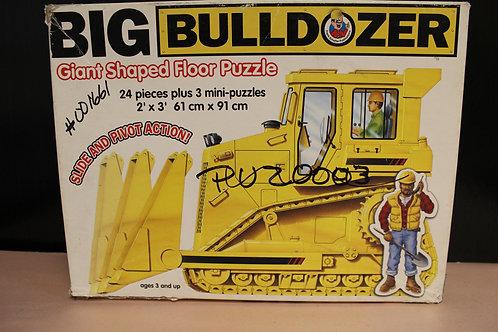 Big Bulldozer Floor Puzzle