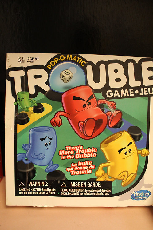 Game-Trouble