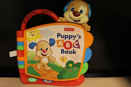 Puppy ABC Book