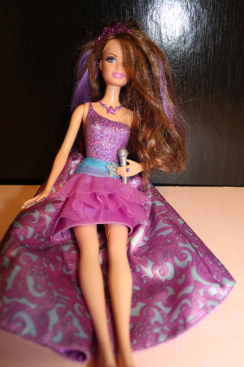 Barbie Doll Rockstar (Nilda)