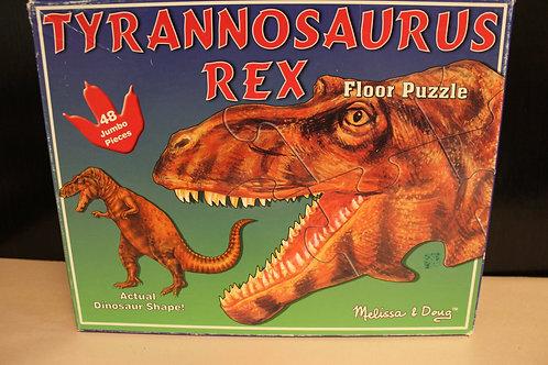 Tyrannosaurs Rex Floor Puzzle
