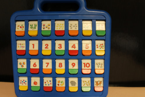 Game-Numbers Table Game