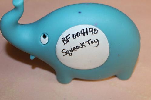 Elephant Squeaky Toy