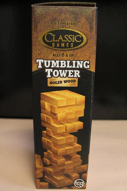 Game-Tumbling Tower