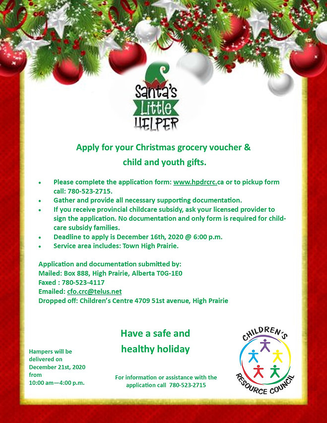 Santa's Little Helper APP  Poster.jpg