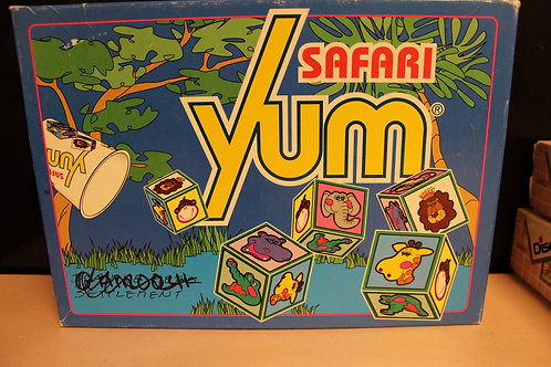 Game-Safari Yum Game