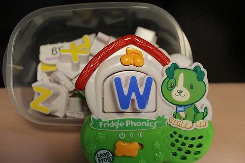 Leap Frog Fridge Phonics