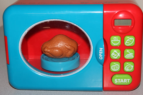 My 1st Microwave