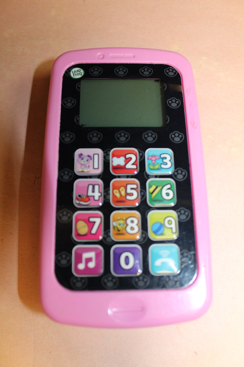 Leap Frog Cell Phone